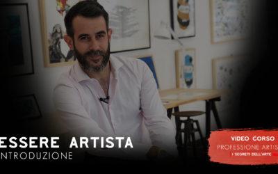 ESSERE ARTISTA – Il marketing – La promozione – La carriera (VIDEOCORSO)